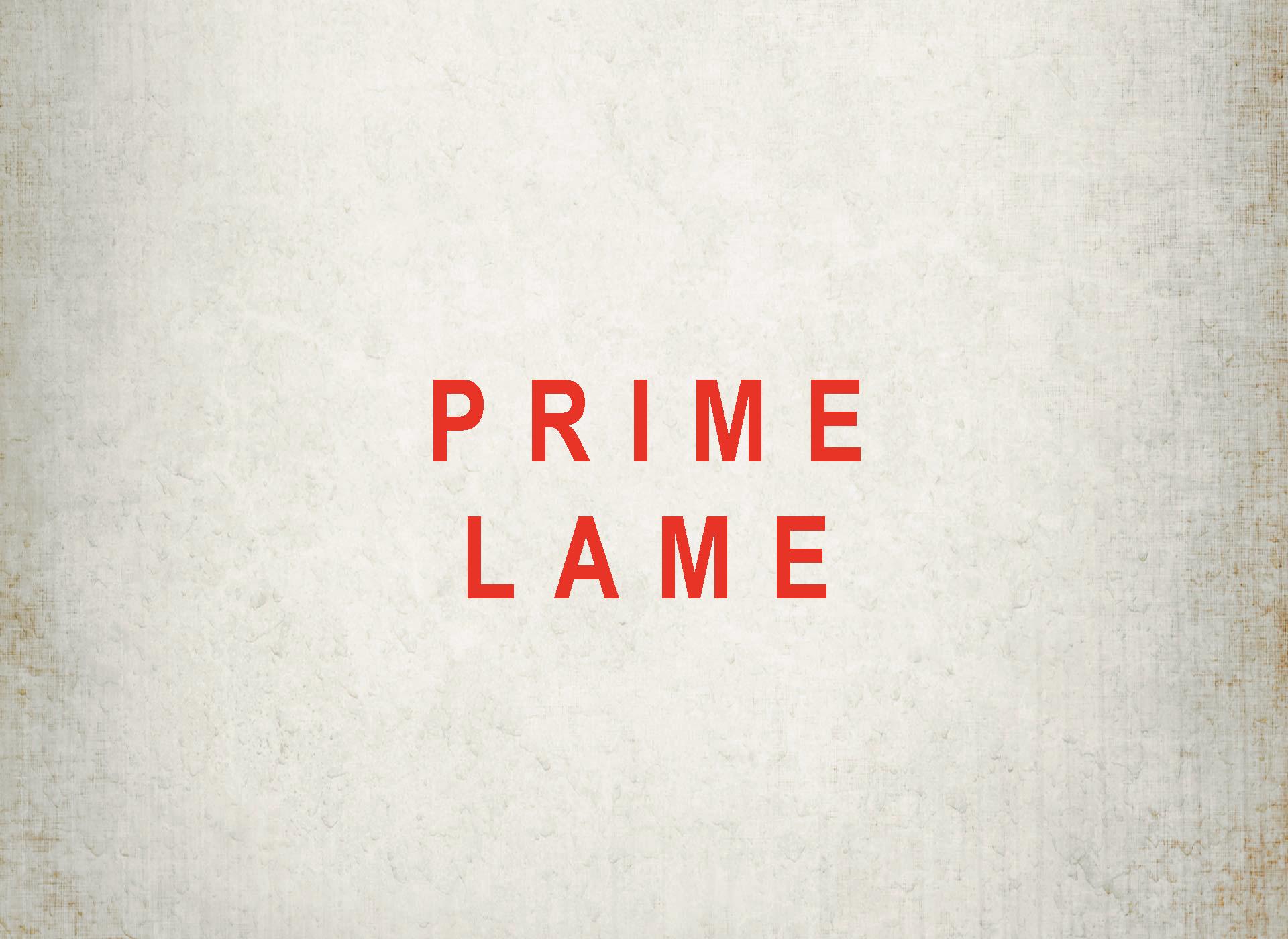 PRIME_LAME