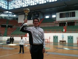 Anita campionessa regionale Fioretto e Spada 2015