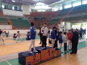 Bruno Campione Regionale a Messina