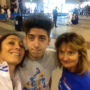Riccione selfie