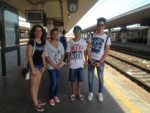 Stazione di Pisa