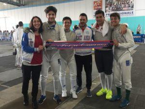Squadra Fioretto 2017