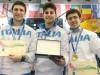 campionati-del-mediterraneo-chiavari-2-febbraio-2014-medaglia-doro-squadra-maschile